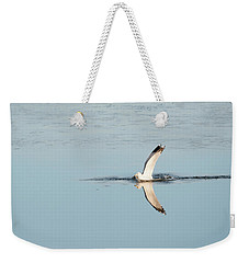 Bird Catching A Fish Weekender Tote Bag