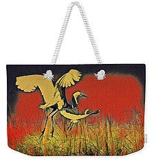 Bird Dreams Weekender Tote Bag