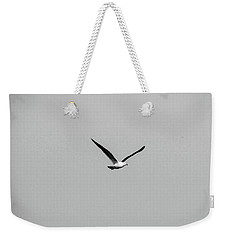 Bird Flying Weekender Tote Bag by Cesar Vieira