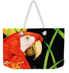 Bird In Paradise Weekender Tote Bag