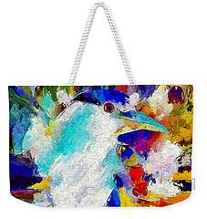 Bird In Paridise Weekender Tote Bag