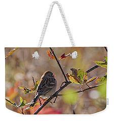 Bird In  Tree Weekender Tote Bag