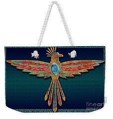 Bird Of Thunder Weekender Tote Bag