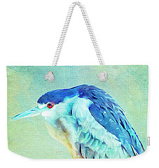 Bird On A Chair Weekender Tote Bag
