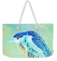 Bird On A Chair Weekender Tote Bag