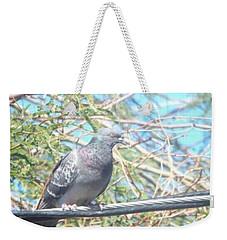 Bird Watchman Weekender Tote Bag