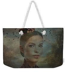 Birder Weekender Tote Bag