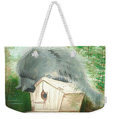 Birdie In The Hole Weekender Tote Bag