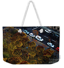 Bird's Eye Over Berlin Weekender Tote Bag