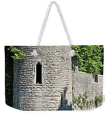 Birds Eye View Weekender Tote Bag by Linda Prewer
