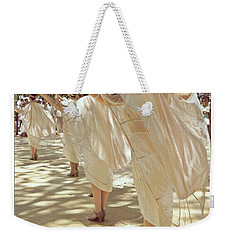 Birds Of A Feather Follies Weekender Tote Bag