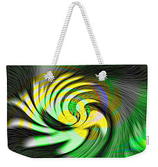 Weekender Tote Bag featuring the photograph Birds Of A Feather by Geraldine DeBoer