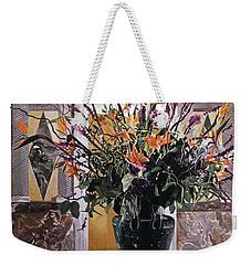 Birds Of Paradise Getty Museum Weekender Tote Bag