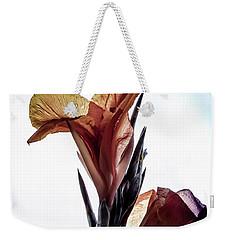 Birds Of Paradise Weekender Tote Bag by Stefanie Silva
