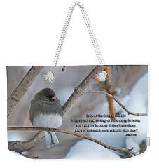 Birds Of The Air Weekender Tote Bag