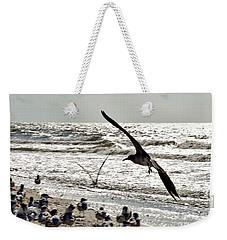 Birds World Weekender Tote Bag