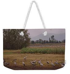Birds5 Weekender Tote Bag