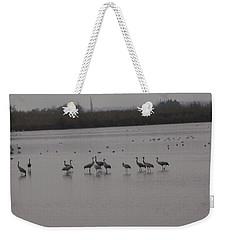 Birds7 Weekender Tote Bag