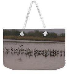 Birds9 Weekender Tote Bag