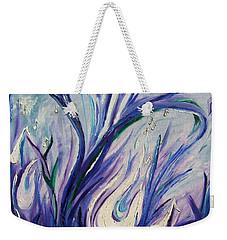 Birth Of Music Weekender Tote Bag by Lisa Rose Musselwhite