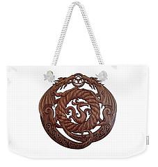 Birth Of The Phoenix Weekender Tote Bag
