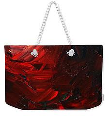Birth Weekender Tote Bag by Sheila Mcdonald