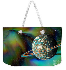 Birthing Planet Weekender Tote Bag