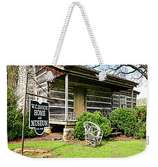 Birthplace Of Wc Handy Weekender Tote Bag