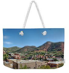 Weekender Tote Bag featuring the photograph Bisbee Arizona by Dan McManus