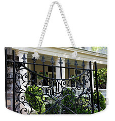 Bishop's Gate Weekender Tote Bag