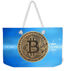 Bitcoin Revolution Weekender Tote Bag