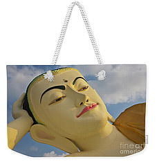 Weekender Tote Bag featuring the photograph Biurma_d1838 by Craig Lovell