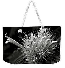 Bizarre Flower Charm Weekender Tote Bag