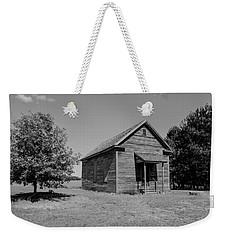 Black And White 108 Weekender Tote Bag