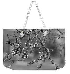 Black And White 13 Weekender Tote Bag