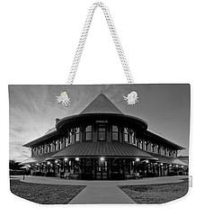 Black And White 139 Weekender Tote Bag