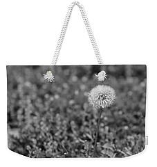 Black And White 14 Weekender Tote Bag