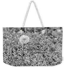 Black And White 15 Weekender Tote Bag