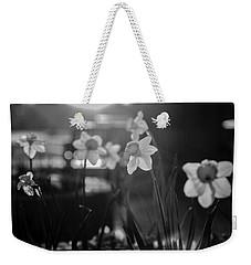 Black And White  3 Weekender Tote Bag