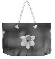 Black And White 4 Weekender Tote Bag