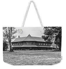 Black And White 6 Weekender Tote Bag