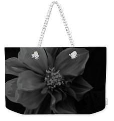 Black And White Beauty Weekender Tote Bag