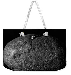 Black And White Potato Weekender Tote Bag by Dan Sproul