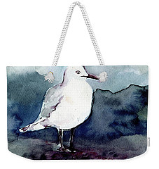 Black-billed Gull Weekender Tote Bag