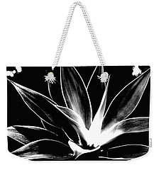 Black Cactus  Weekender Tote Bag