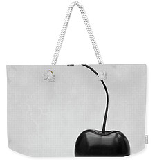 Black Cherry Weekender Tote Bag by Wim Lanclus