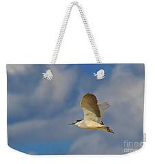 Black-crowned Night-heron Weekender Tote Bag