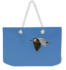 Black-crowned Night Heron Weekender Tote Bag by Yeates Photography