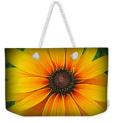 'black Eyed Susan' Weekender Tote Bag