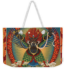 Black Garuda - Tsasum Tersar Weekender Tote Bag